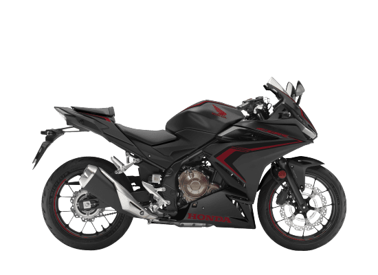 Honda CBR500R Đen xám