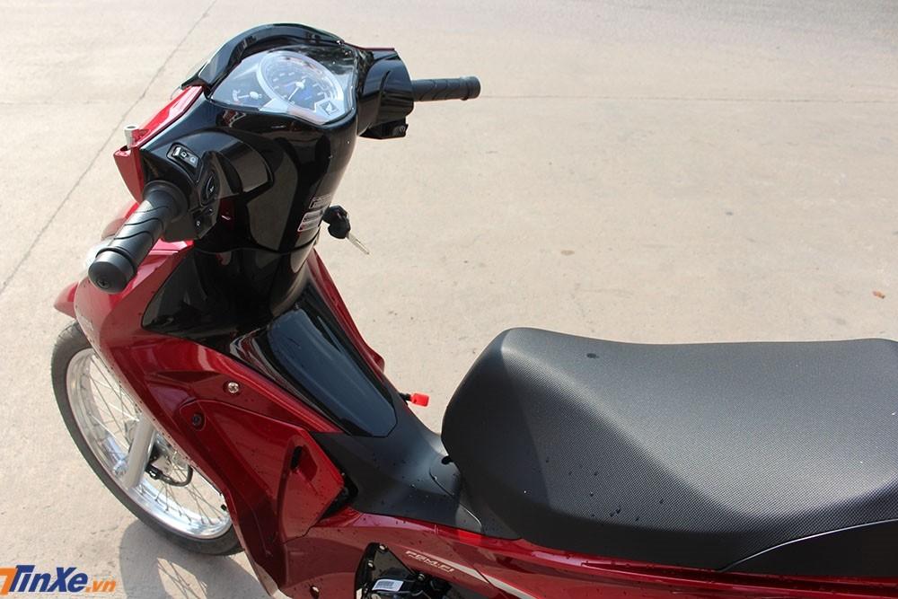 Honda Wave 125i nhập từ Thái Lan