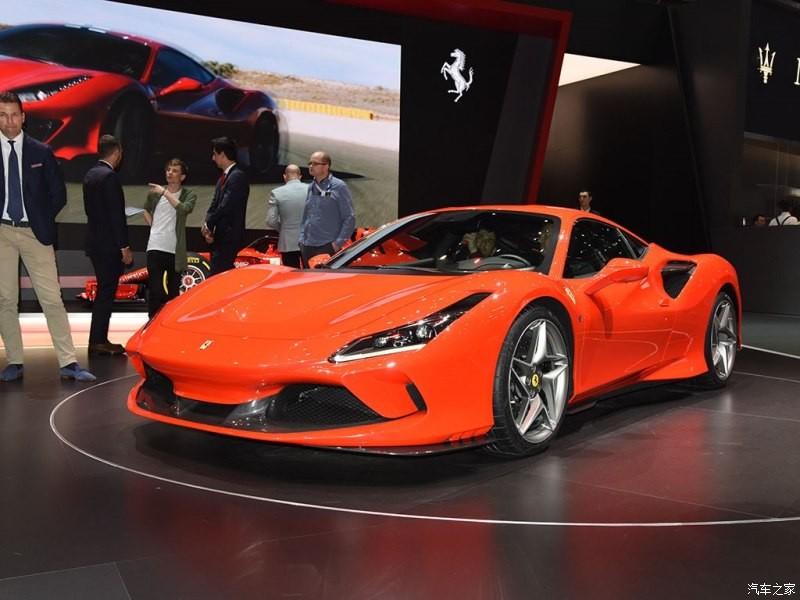 Thiết kế ngoại thất không thực sự mới mẻ của Ferrari F8 Tributo