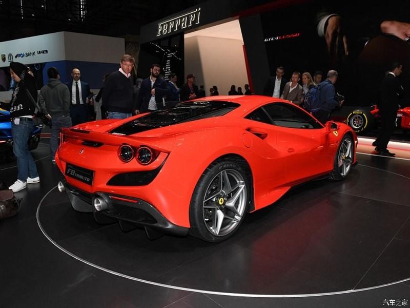 Ferrari F8 Tributo có giá gần 10 tỷ đồng tại Trung Quốc