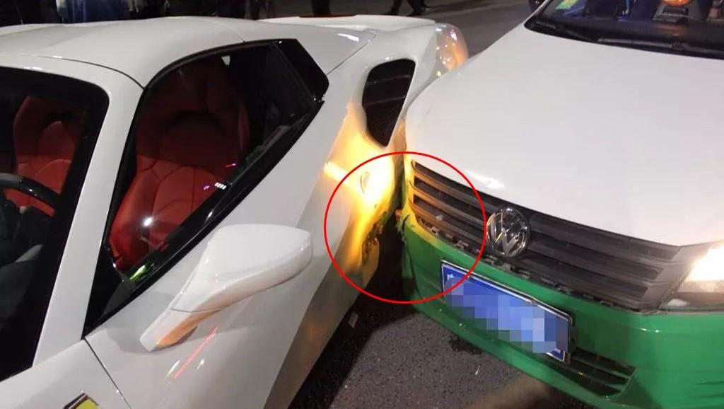 Thiệt hại chiếc Ferrari 488 Spider lên đến 1,38 tỷ đồng