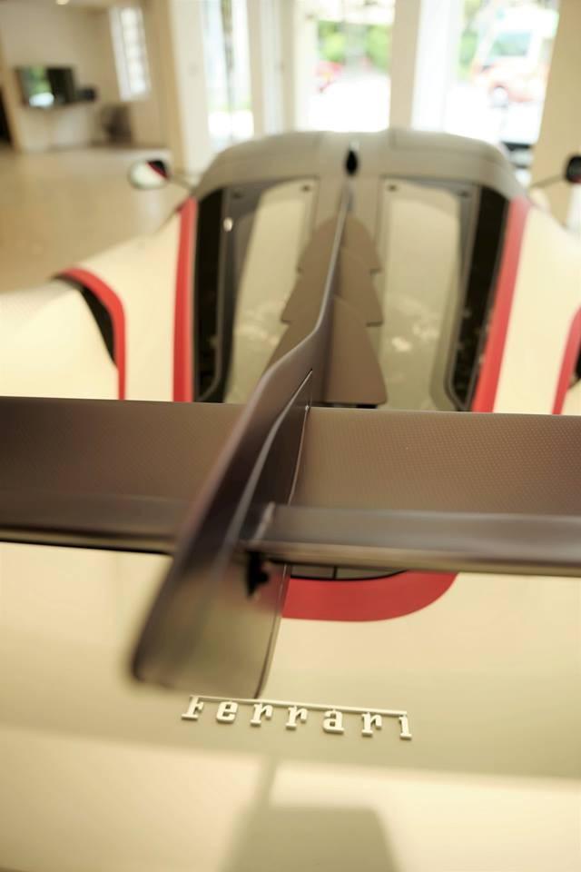 Siêu xe đua Ferrari FXX K Evo có nhiều cải tiến so với Ferrari FXX K