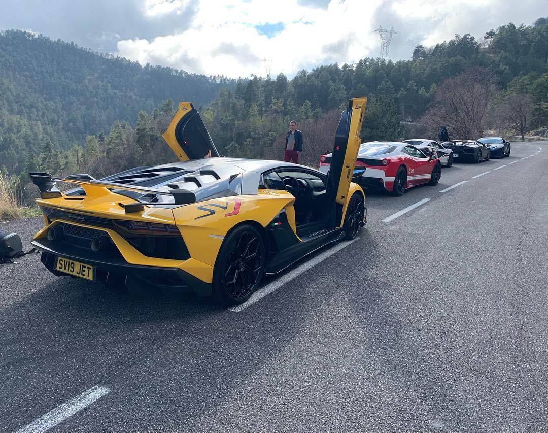 Trên thế giới chỉ có 963 chiếc Lamborghini Aventador SVJ được sản xuất
