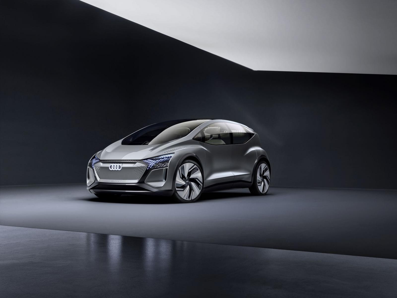 Audi AI:ME là mẫu concept xe điện đô thị hoàn toàn mới