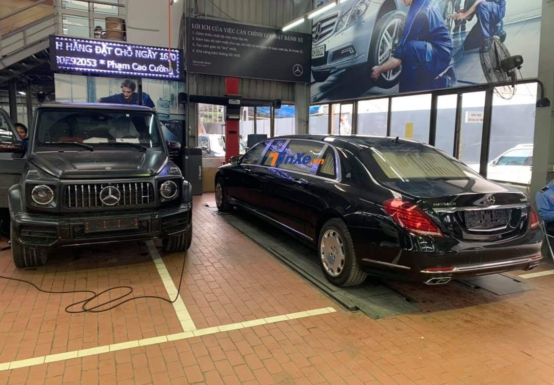 Và đọ dáng cùng Mercedes-AMG G63 Edition 1 2019