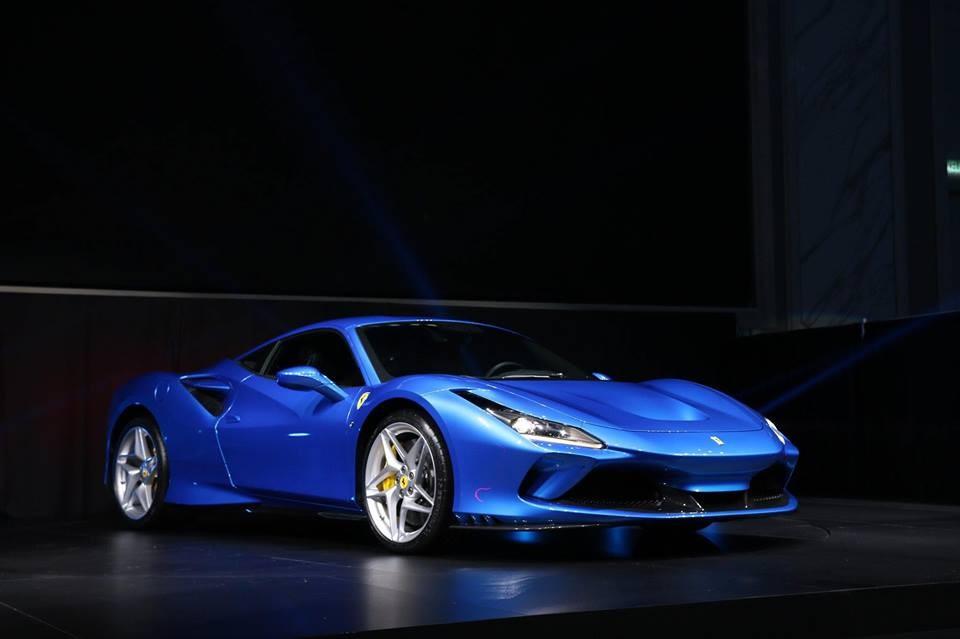Mức giá chưa thuế của Ferrari F8 Tributo tại Malaysia gần 6 tỷ đồng