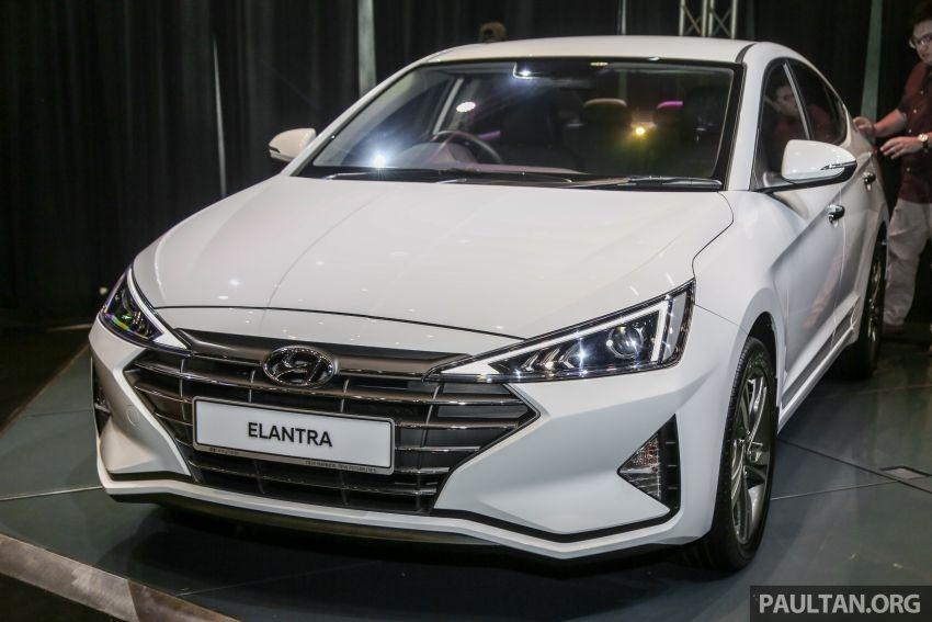 Tại thị trường Malaysia, Hyundai Elantra 2019 chỉ có một bản trang bị là 2.0L Executive