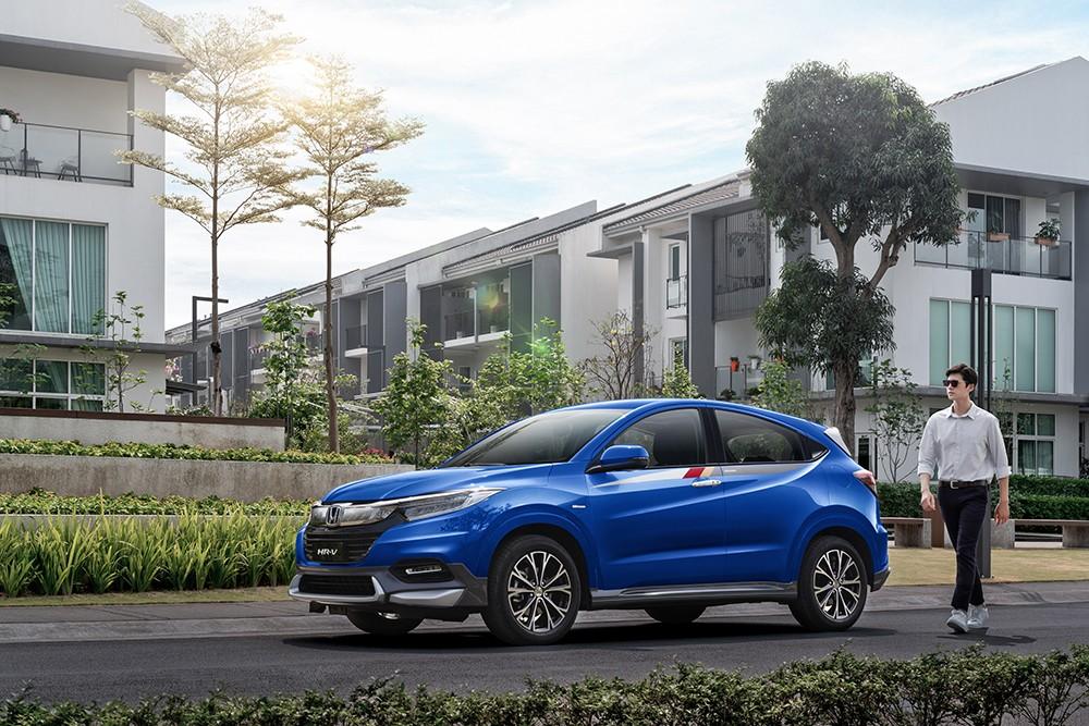 Honda Việt Nam tung thêm gói phụ kiện thể thao Mugen dành cho Honda HR-V.