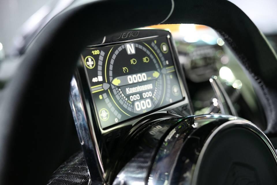 Koenigsegg Jesko có thể đẩy công suất lên đến 1.578 mã lực nếu chạy xăng E85