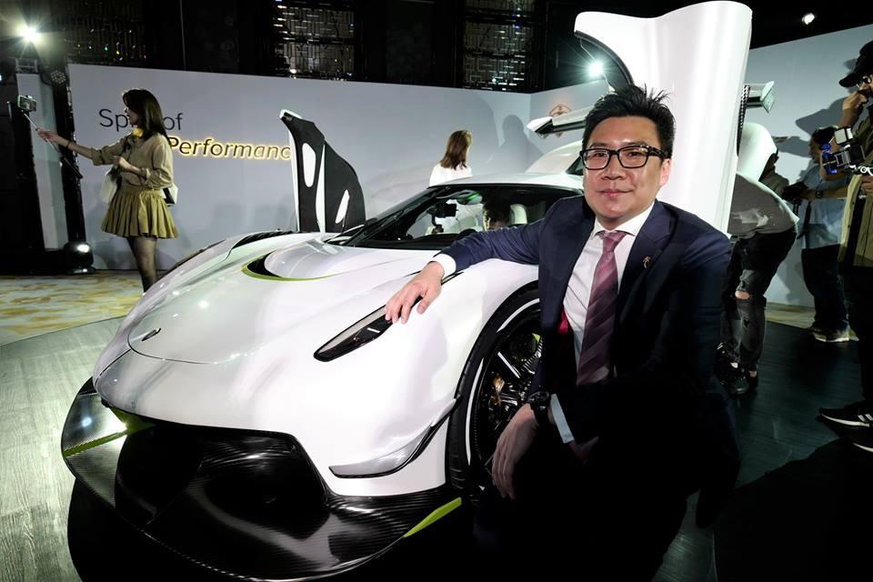 Đại diện tập đoàn Hồng Kông này cho hay mình có thể đặt hàng dưới 10 chiếc siêu xe Koenigsegg Jesko