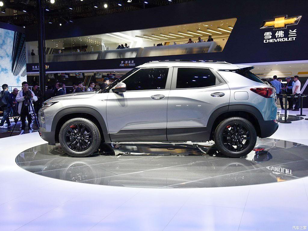 Chevrolet Trailblazer 2019 thuộc phân khúc crossover cỡ C chứ không phải SUV cỡ trung như xe ở Việt Nam