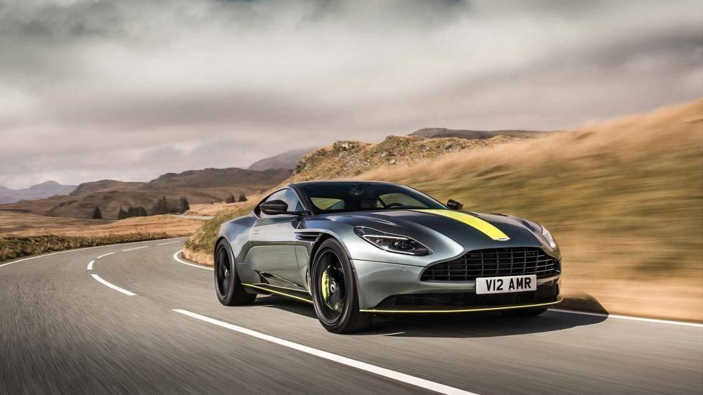 Trong đó Aston Martin DB11 AMR phiên bản đặc biệt Signature Edition chỉ có 100 chiếc được sản xuất trên thế giới