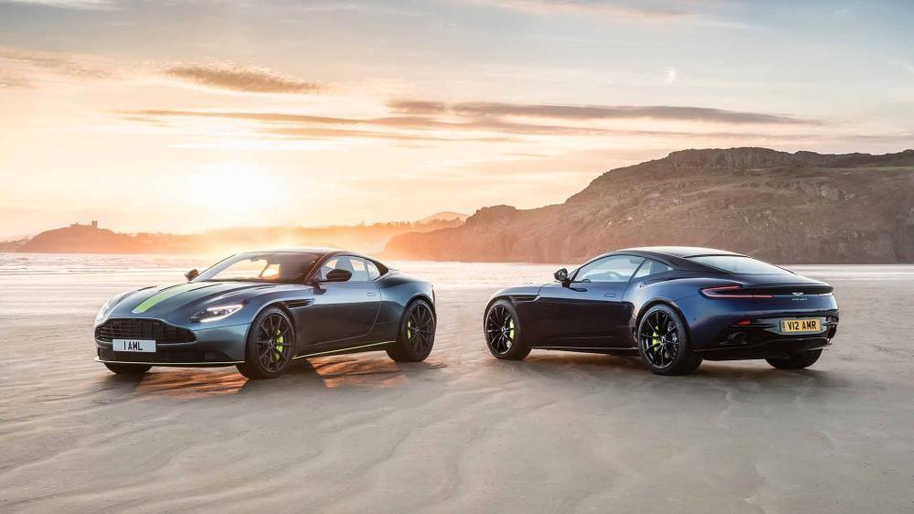 Nếu đã chán Aston Martin DB11, khách hàng Việt có thể nghĩ đến việc đặt mua siêu xe DB11 AMR