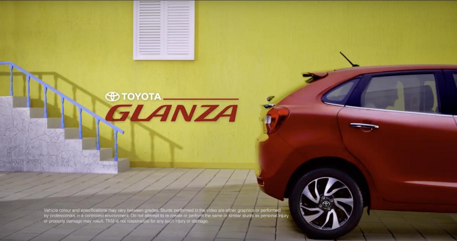 Toyota Glanza 2019 sở hữu thiết kế vành giống Suzuki Baleno