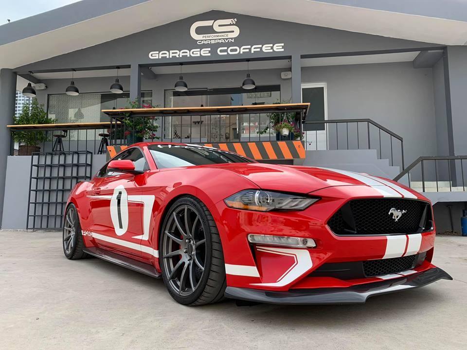 Hennessey Heritage Edition Mustang chỉ có 19 chiếc trên thế giới
