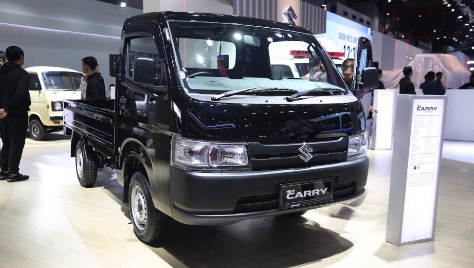 Suzuki Carry 2019 dùng chung động cơ với Ertiga mới