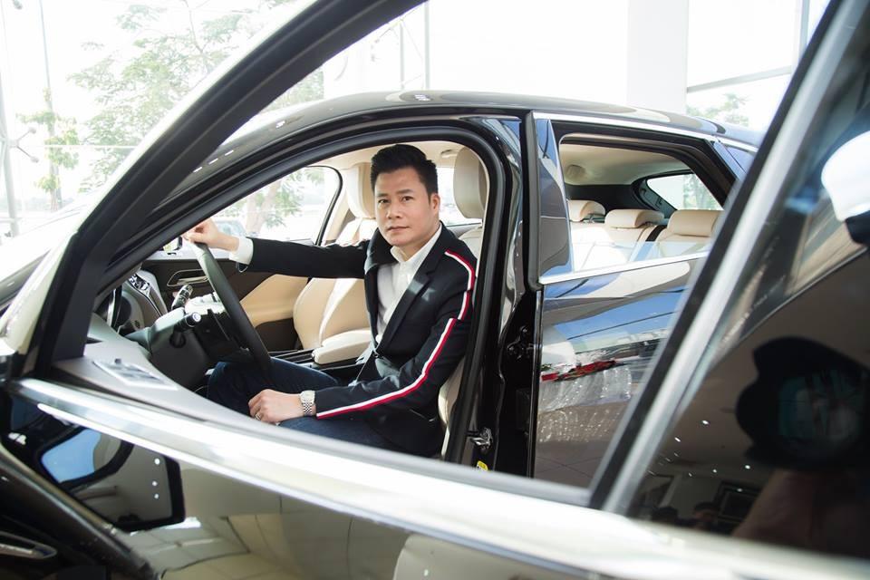 Chiếc Jaguar F-Pace của Quang Dũng có giá trên dưới 4 tỷ đồng tại Việt Nam