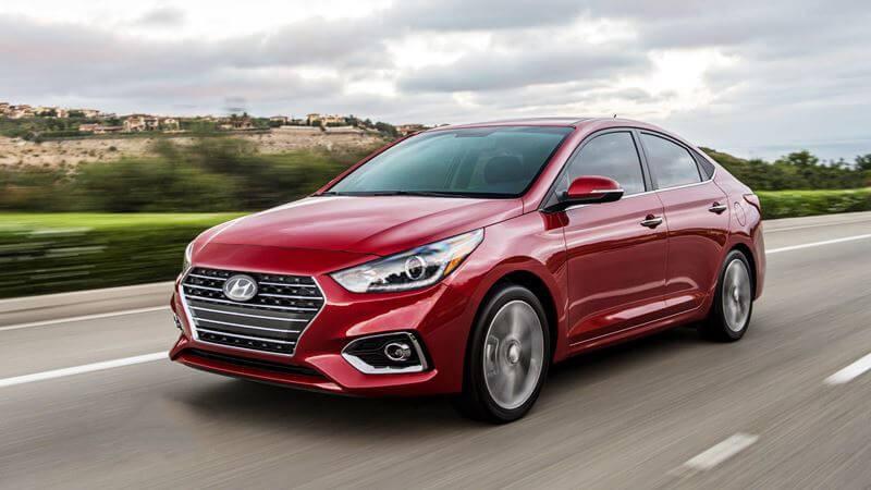 Hyundai Accent chính là đối thủ đáng gờm của Toyota Vios