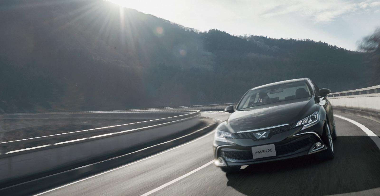 Toyota Mark X Final Edition 2019 ra mắt tại Nhật Bản