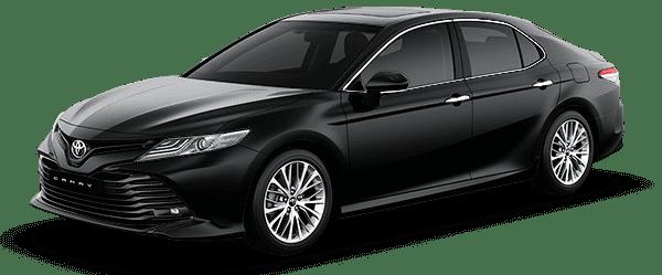 Toyota Camry 2019 màu đen mờ
