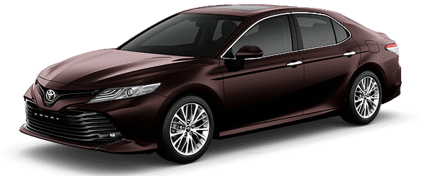 Toyota Camry 2019 màu nâu