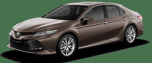 Toyota Camry 2019 màu ghi