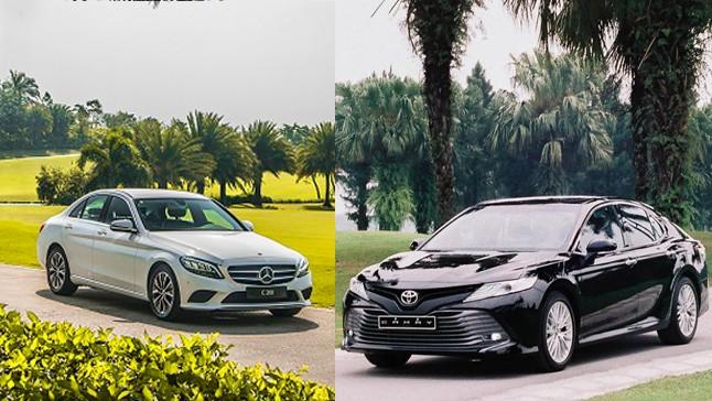 Lựa chọn Mercedes-Benz C200 hay Toyota Camry 2.5Q 2019 sẽ tuỳ thuộc vào nhu cầu và khả năng tài chính của mỗi khách hàng.