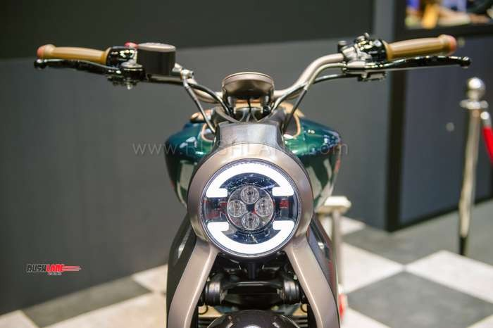Royal Enfield Meteor will have many modern equipment