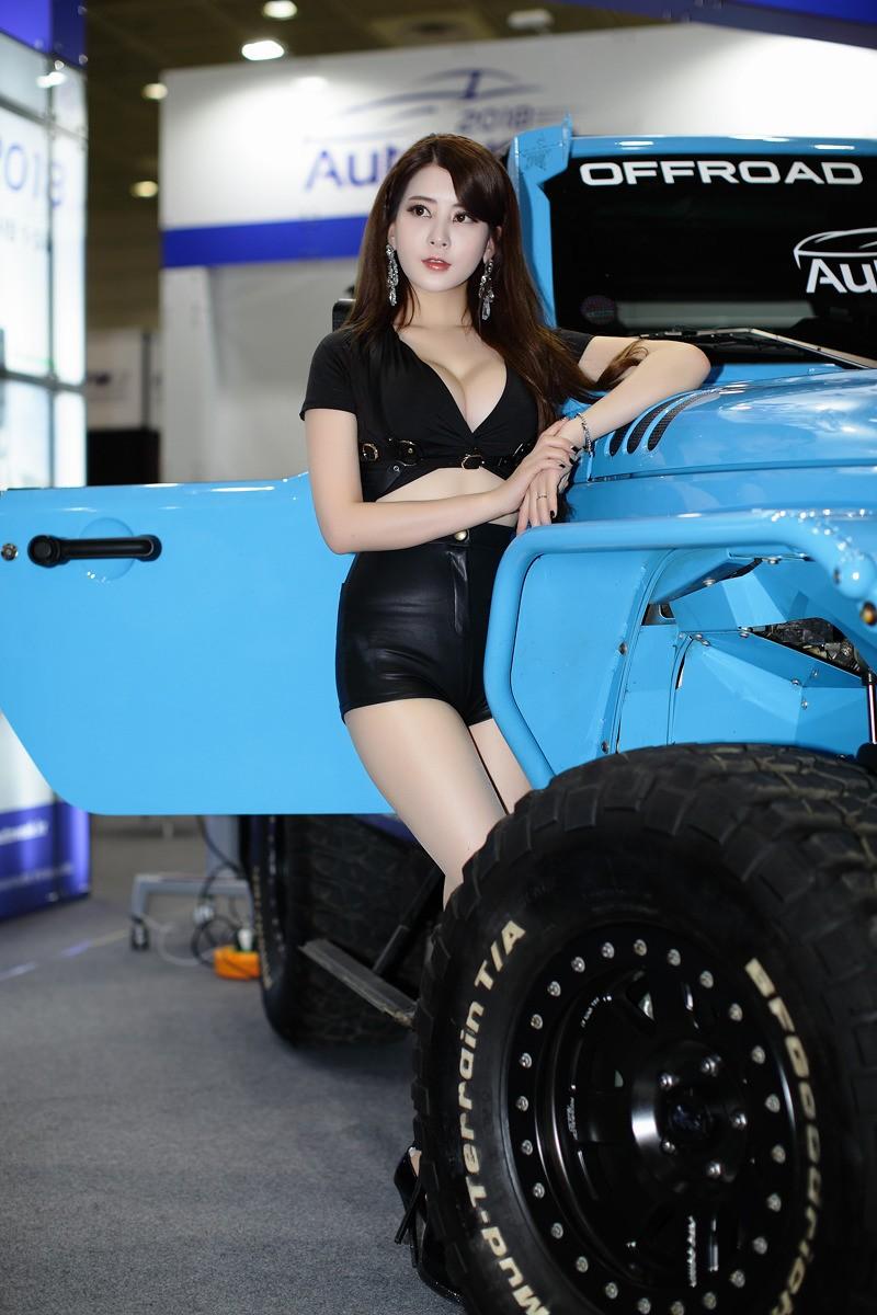 Ngợp mắt trước vẻ gợi cảm từ đầu xuống chân của các mỹ nữ Hàn Quốc - 12
