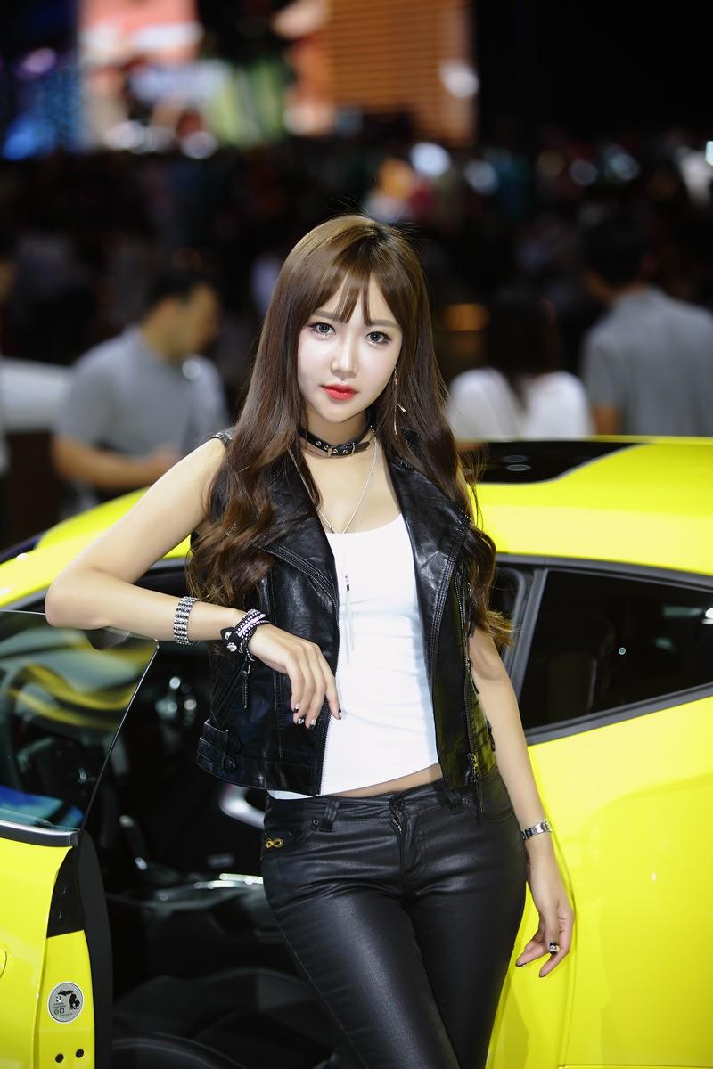 Ngợp mắt trước vẻ gợi cảm từ đầu xuống chân của các mỹ nữ Hàn Quốc - 8