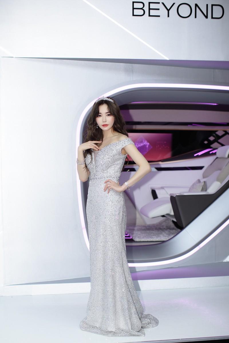 Ngợp mắt trước vẻ gợi cảm từ đầu xuống chân của các mỹ nữ Hàn Quốc - 6