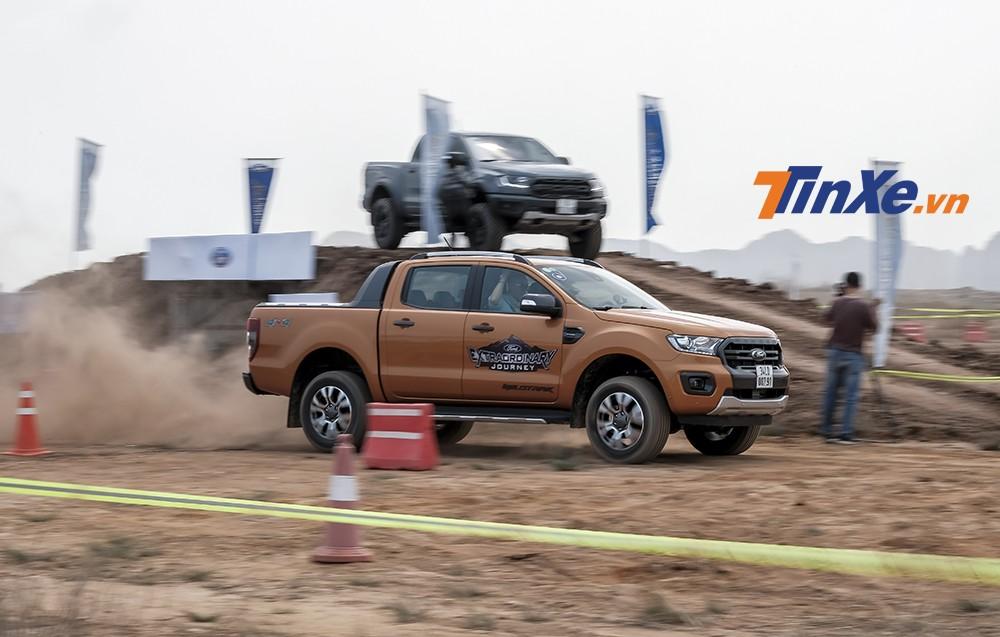 Gần 10.000 chiếc Ford Ranger nhập khẩu nguyên chiếc từ Thái Lan được triệu hồi để thay thế ống dầu phanh trước