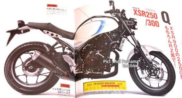 Hình ảnh được đăng trên trang báo nổi tiếng về xe tại Nhật Bản