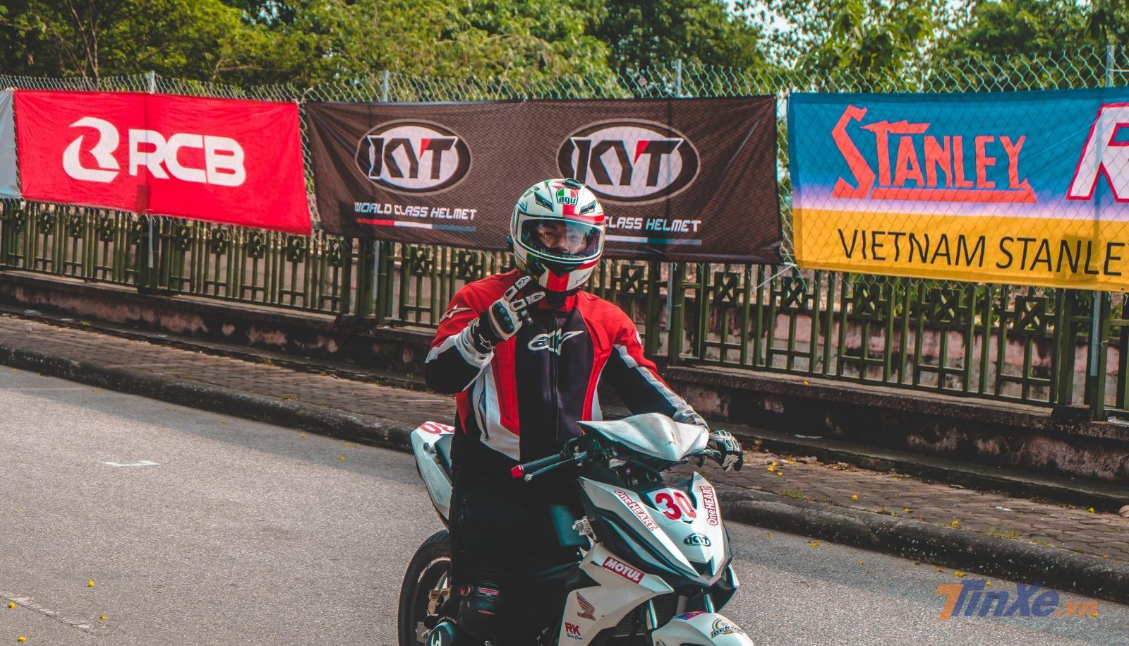 Chùm ảnh: Giải đua VMRC 2019 lần đầu tiên được tổ chức tại Hà Nội - 21