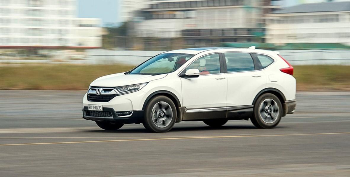 Cục Đăng kiểm Việt Nam yêu cầu Honda Việt Nam báo cáo về vụ việc CR-V bị lỗi phanh