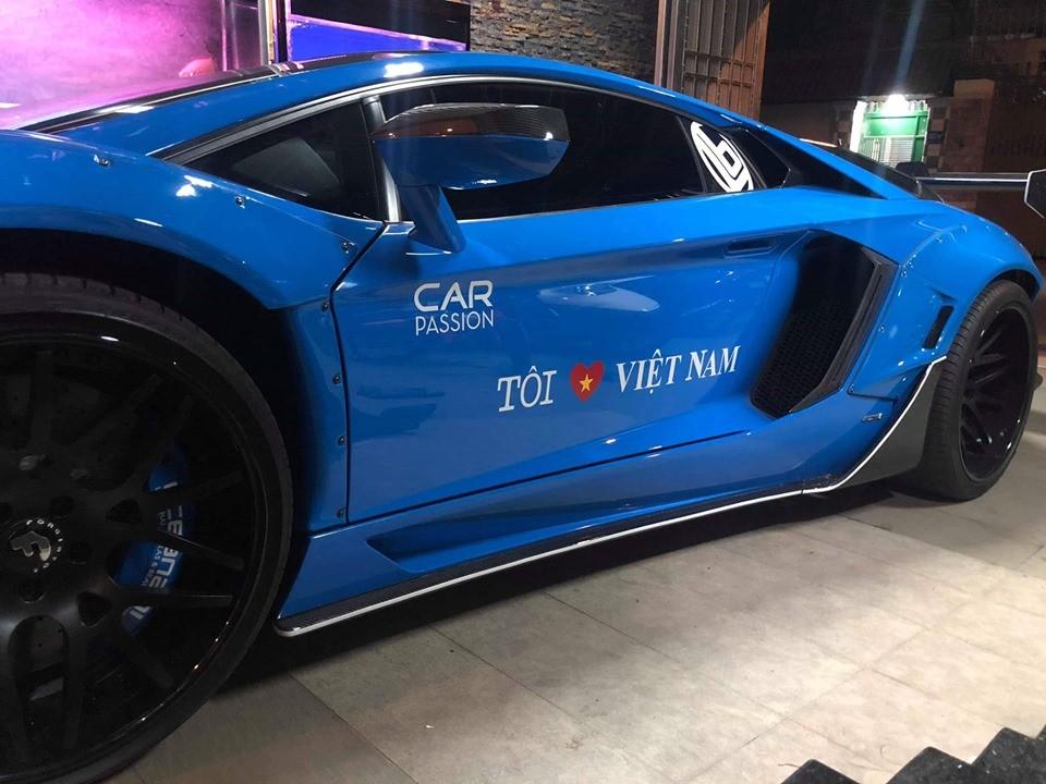 Chiếc siêu xe này đã được lên đề-can của hành trình Car Passion 2019