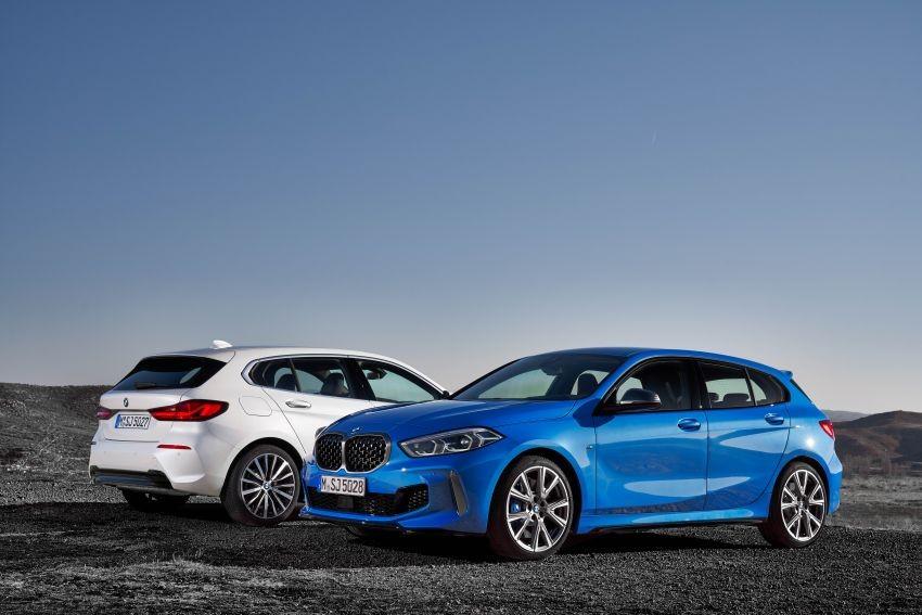 BMW 1-Series 2020 thoát khỏi hình ảnh xe chở bánh mỳ trước đây