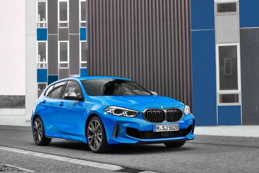 BMW 1-Series 2020 với gói M Sport