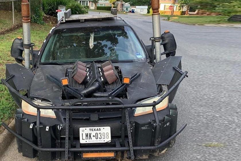 Tổng hợp các chiếc xe độ xấu đau xấu đớn mà sẽ khiến bạn hối tiếc mùa hè - 15