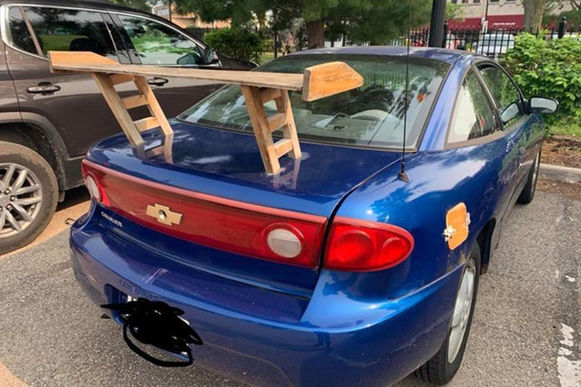 Tổng hợp các chiếc xe độ xấu đau xấu đớn mà sẽ khiến bạn hối tiếc mùa hè - 17