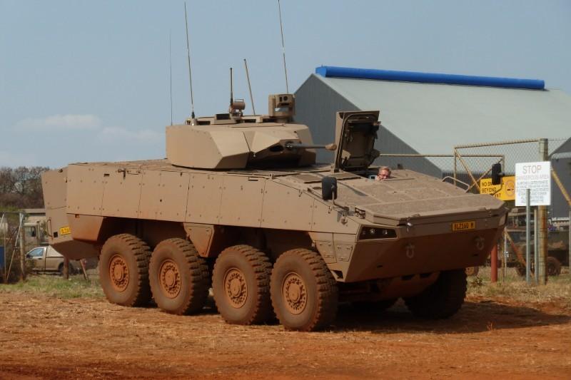 Badger được thiết kế để thay thế cho các mẫu xe Ratel