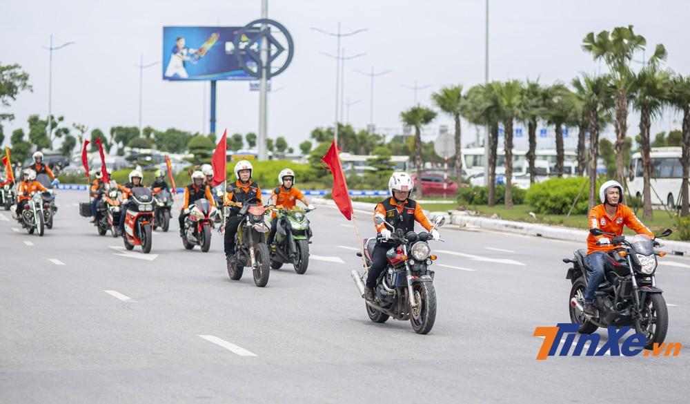 Đại hội Mô tô Việt Nam 2019 quy tụ rất nhiều hội nhóm chơi xe tại Việt Nam.