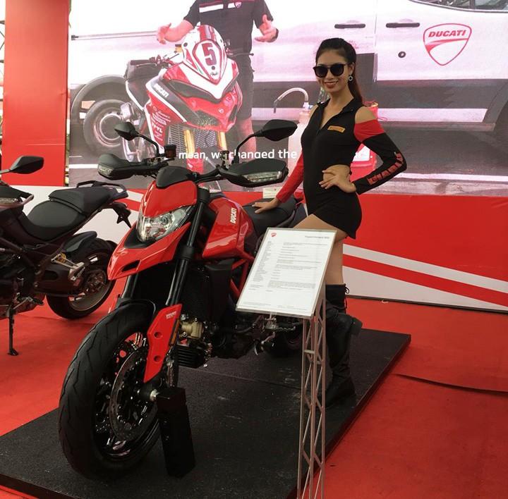 Ducati Hypermotard 950 (Ảnh: Ducati Hanoi)