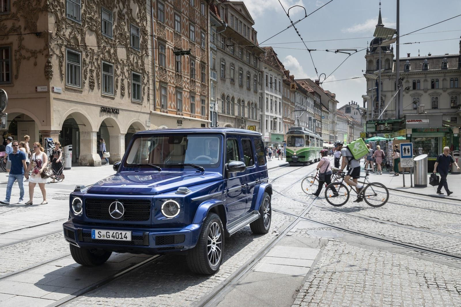 "Mercedes-Benz G-Class ""Stronger Than Time"" Edition"