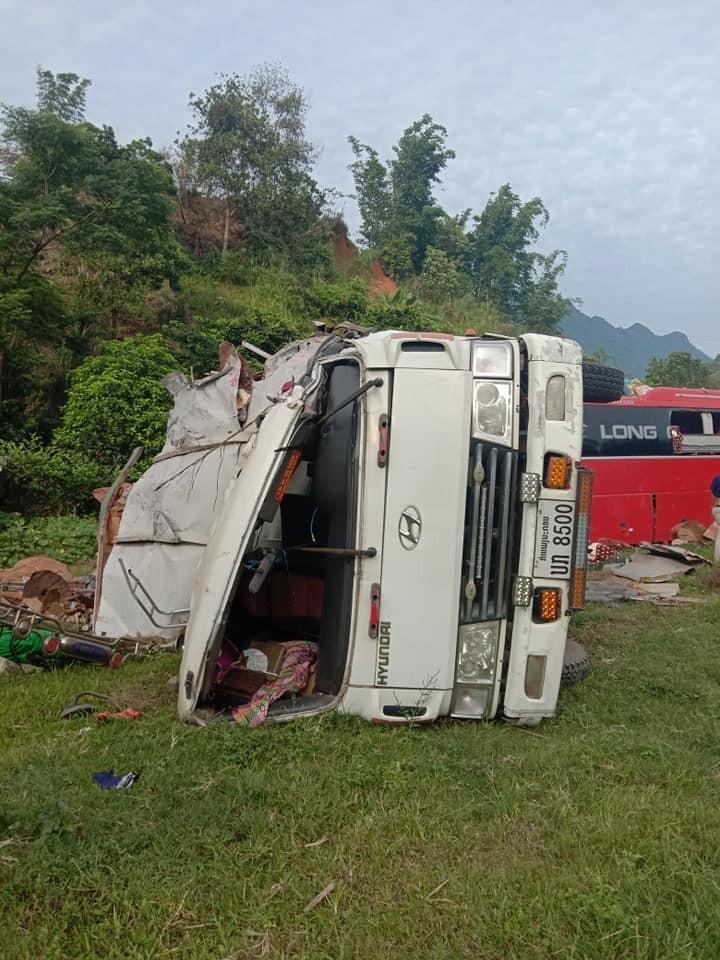 Vụ tai nạn khiến 40 người thương vong