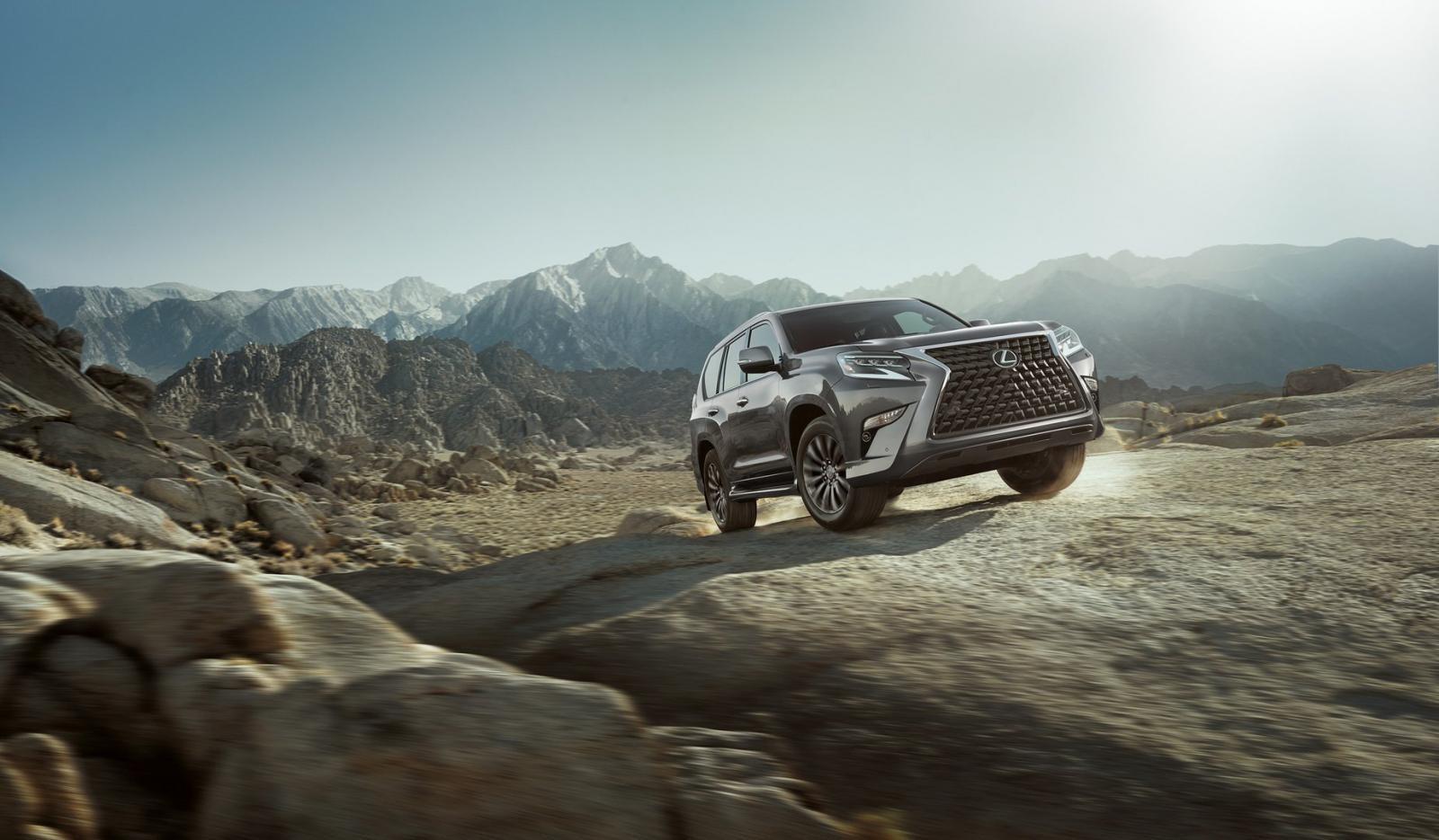 Lexus giới thiệu GX 2020 tại thị trường Mỹ