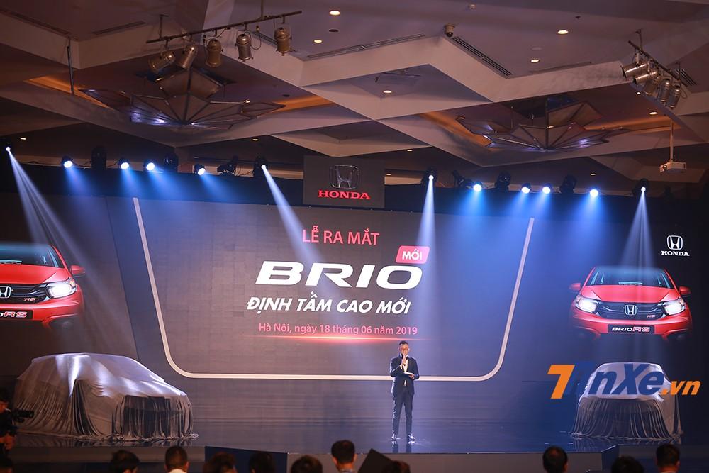 Honda Brio được nhập khẩu nguyên chiếc từ Indonesia.