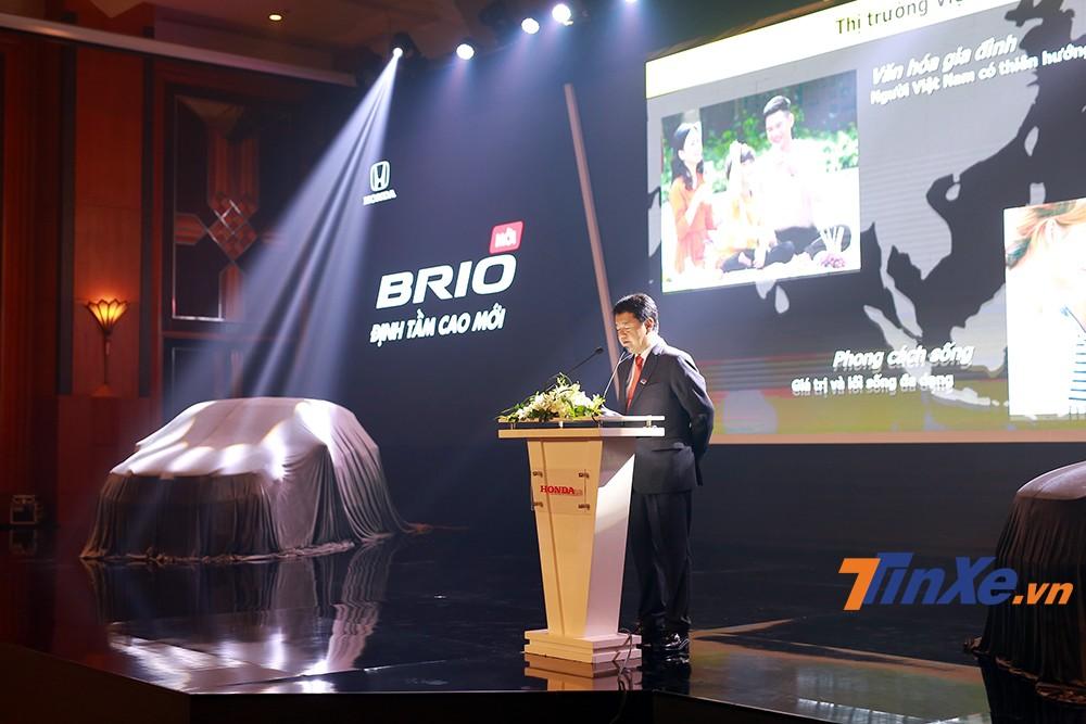 Tại Việt Nam, Honda Brio có giá bán khởi điểm từ 418 triệu VNĐ.