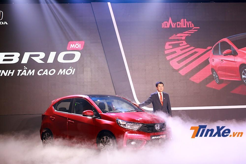 Honda Brio sẽ cạnh tranh trực tiếp với VinFast Fadil.