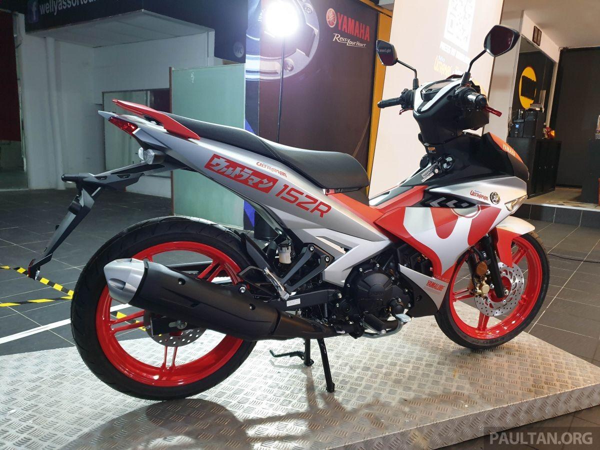Đây chính là Yamaha Exciter 150 tại Việt Nam